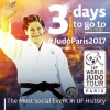 Tina Trstenjak (SLO) - Grand Slam Paris (2017, FRA) - © IJF Media Team, IJF