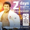 Naohisa Takato (JPN) - Grand Slam Paris (2017, FRA) - © IJF Media Team, IJF