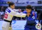 Larisa Florian (AZE), Amandine Buchard (FRA) - Grand Slam Tokyo (2017, JPN) - © IJF Media Team, International Judo Federation