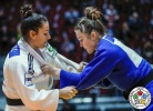 Barbara Matić (CRO), Emilie Sook (DEN) - IJF World Masters St. Petersburg (2017, RUS) - © IJF Media Team, International Judo Federation