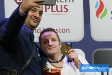 Distria Krasniqi (KOS) - Grand Prix The Hague (2017, NED) - © JudoInside.com, judo news, results and photos