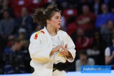 Estrella Lopez Sheriff (ESP) - Grand Prix The Hague (2017, NED) - © JudoInside.com, judo news, results and photos