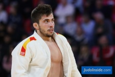 Francisco Garrigós (ESP) - Grand Prix The Hague (2017, NED) - © JudoInside.com, judo news, results and photos