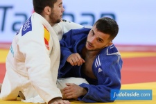 Tornike Tsjakadoea (NED) - Grand Prix The Hague (2017, NED) - © JudoInside.com, judo news, results and photos
