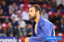 Alain Aprahamian (URU) - Grand Prix The Hague (2017, NED) - © JudoInside.com, judo news, results and photos