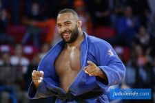 Roy Meyer (NED) - Grand Prix The Hague (2017, NED) - © JudoInside.com, judo news, results and photos