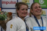Sanne Van Dijke (NED), Kim Polling (NED) - Grand Prix The Hague (2017, NED) - © JudoInside.com, judo news, results and photos