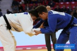 Faye Njie (GAM), Eric Ham (GBR) - The Hague Grand Prix (2017, NED) - © JudoInside.com, judo news, results and photos