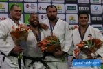Roy Meyer (NED), Maciej Sarnacki (POL), Soslan Bostanov (RUS), Javad Mahjoub (IRI) - The Hague Grand Prix (2017, NED) - © JudoInside.com, judo news, photos, videos and results