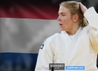 Kim Polling (NED) - Grand Prix The Hague (2017, NED) - © JudoHeroes