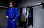 Kim Polling (NED) - The Hague Grand Prix (2017, NED) - © Judo Bond Nederland