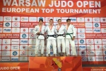 Daan Moes (NED) - Warsaw Judo Open Cadet Tournament  (2017, POL) - © Sent by athlete