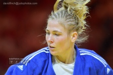 Kim Polling (NED) - World Championships Budapest (2017, HUN) - © David Finch, Judophotos.com