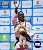 Clarisse Agbegnenou (FRA) - World Championships Budapest (2017, HUN) - © 100Judo