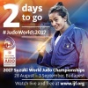 Majlinda Kelmendi (KOS) - World Championships Budapest (2017, HUN) - © IJF Media Team, International Judo Federation