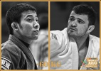 Naohisa Takato (JPN), Amiran Papinashvili (GEO) - World Championships Budapest (2017, HUN) - © IJF Media Team, International Judo Federation
