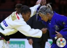Rafaela Silva (BRA), Telma Monteiro (POR) - World Championships Budapest (2017, HUN) - © IJF Media Team, International Judo Federation
