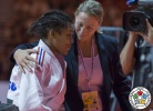 Nekoda Smythe-Davis (GBR), Kate Howey (GBR) - World Championships Budapest (2017, HUN) - © IJF Media Team, IJF