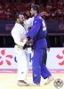 Ushangi Margiani (GEO), Aleksandar Kukolj (SRB) - World Championships Budapest (2017, HUN) - © IJF Media Team, International Judo Federation