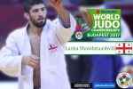 Lasha Shavdatuashvili (GEO) - World Championships Budapest (2017, HUN) - © IJF Media Team, International Judo Federation