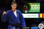 Larisa Florian (AZE) - World Championships Budapest (2017, HUN) - © IJF Media Team, International Judo Federation
