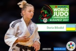 Daria Bilodid (UKR) - World Championships Budapest (2017, HUN) - © IJF Media Team, International Judo Federation