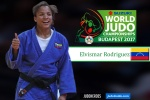 Elvismar Rodriguez (VEN) - World Championships Budapest (2017, HUN) - © IJF Media Team, International Judo Federation