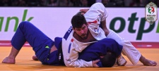 Cyrille Maret (FRA) - World Open Championships Marrakech (2017, MAR) - © IJF Media Team, International Judo Federation