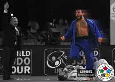 Toma Nikiforov (BEL) - World Open Championships Marrakech (2017, MAR) - © JudoHeroes & IJF Media, Copyright: www.ijf.org