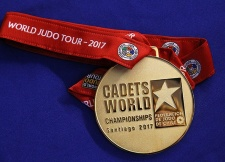 Cadet World Championships Santiago de Chile (2017, CHI) - © IJF Media Team, International Judo Federation