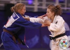 Jente Verstraeten (BEL), Glafira Borisova (RUS) - Cadet World Championships Santiago de Chile (2017, CHI) - © IJF Media Team, International Judo Federation