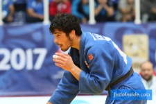 Tato Grigalashvili (GEO) - World U21 Championships Zagreb (2017, CRO) - © JudoInside.com, judo news, results and photos