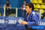 Rashkhan Bakhishaliyev (AZE) - World Championships Juniors Zagreb (2017, CRO) - © JudoInside.com, judo news, results and photos