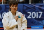 Aiida Karchayeva (KAZ) - World U21 Championships Zagreb (2017, CRO) - © JudoInside.com, judo news, results and photos