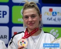 Marina Bukreeva (RUS) - World U21 Championships Zagreb (2017, CRO) - © JudoInside.com, judo news, results and photos