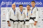 Eric Ham (GBR), Daniel Williams (GBR), Aiden Moffat (SCO), Daniel Pacitti (GBR) - British Championships Sheffield (2018, GBR) - © Mike Varey - Elitepix, British Judo Association