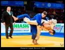 David Reis (POR) - Champions League Bucharest men (2018, ROU) - © Paco Lozano, Judo y Otros