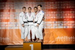 Roy Schipper (NED), Daan Ten Heuvel (NED), Junior Degen (NED), Kenneth Henneveld (NED) - Dutch Championships Almere (2018, NED) - © Judo Bond Nederland