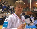 Yannick Van der Kolk (NED) - Dutch Championships U21 Almere (2018, NED) - © JudoInside.com, judo news, results and photos