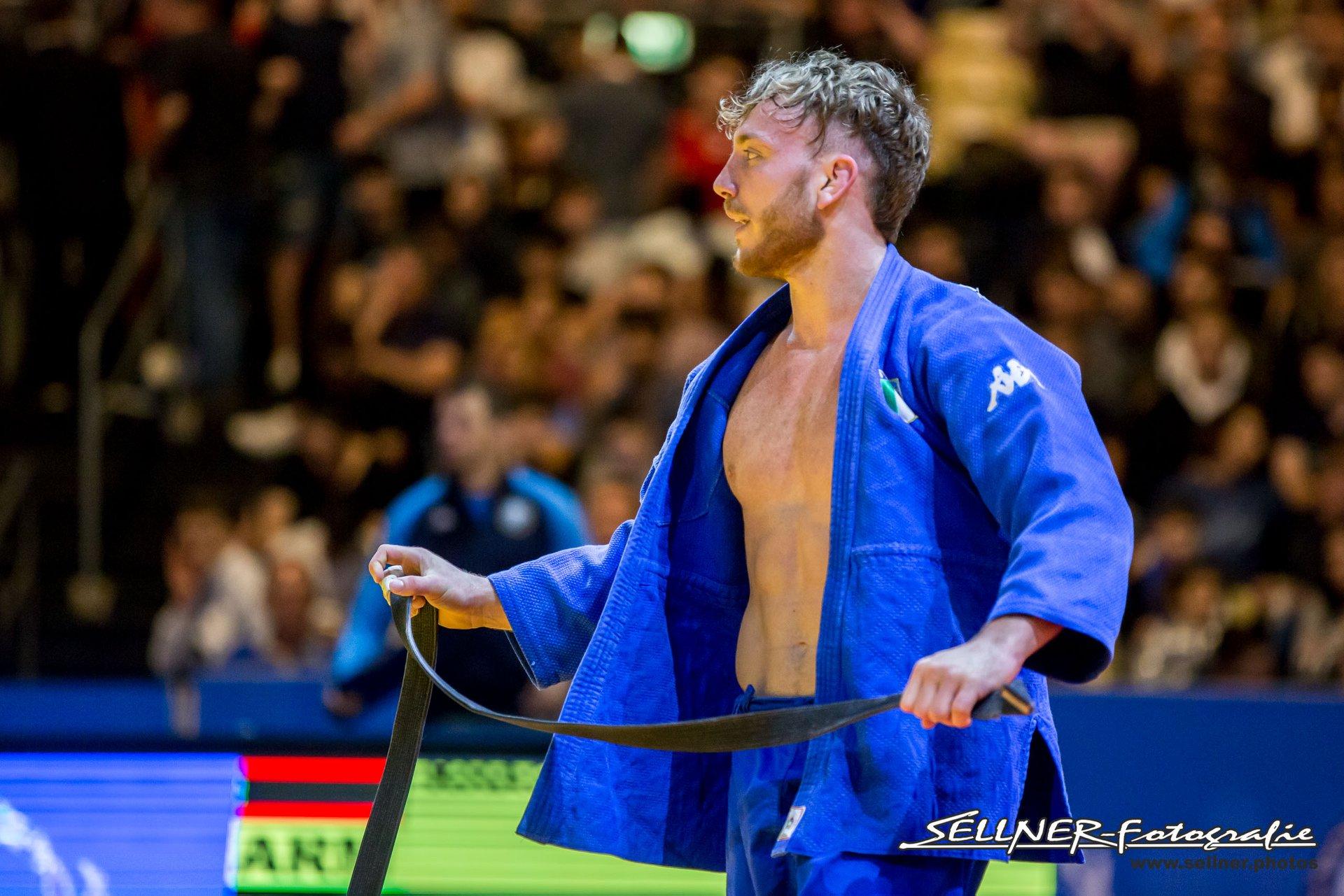 Antonio Esposito Judoka JudoInside