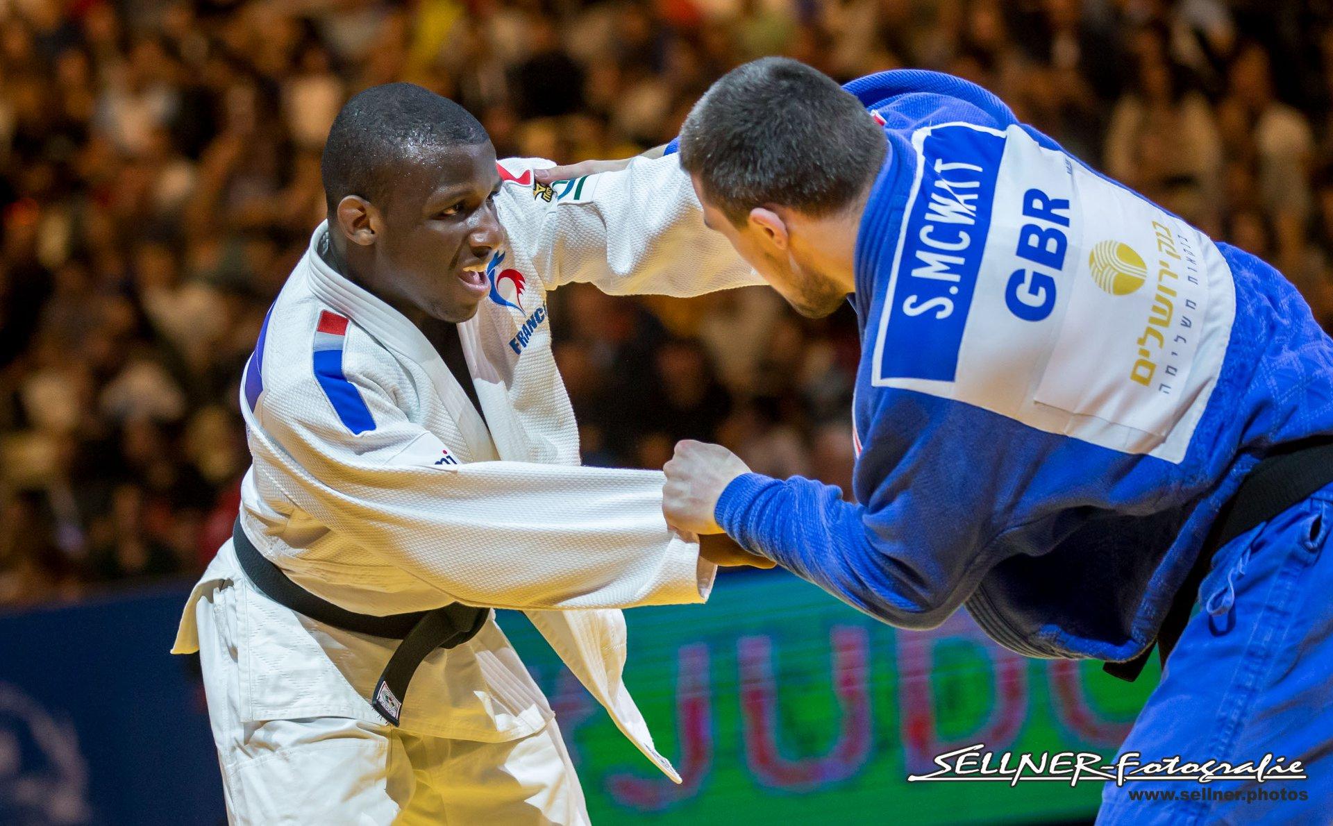Alpha Oumar Djalo Judoka JudoInside