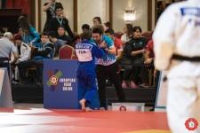 Merve Azak (TUR) - European Cup Cadets Antalya (2018, TUR) - © Turkish Judo Federation