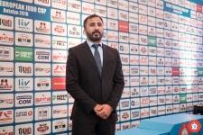 Sezer Huysuz (TUR) - European Cup Cadets Antalya (2018, TUR) - © Turkish Judo Federation