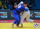 Larisa Florian (AZE), Evelyne Tschopp (SUI) - Grand Prix Agadir (2018, MAR) - © IJF Media Team, International Judo Federation