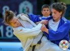 Kaja Kajzer (SLO), Timna Nelson Levy (ISR) - Grand Prix Agadir (2018, MAR) - © IJF Media Team, International Judo Federation