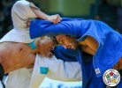 Bekir Ozlu (TUR), Gusman Kyrgyzbayev (KAZ) - Grand Prix Agadir (2018, MAR) - © IJF Media Team, International Judo Federation