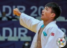 Gusman Kyrgyzbayev (KAZ) - Grand Prix Agadir (2018, MAR) - © IJF Media Team, International Judo Federation