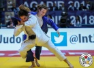 Yasmine Horlaville (FRA), Vivian Herrmann (GER) - Grand Prix Agadir (2018, MAR) - © IJF Media Team, International Judo Federation