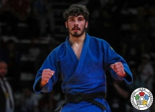 Tato Grigalashvili (GEO) - Grand Prix Antalya (2018, TUR) - © IJF Media Team, International Judo Federation