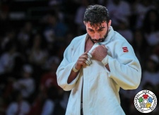 Mohammad Mohammadi (IRI) - Grand Prix Antalya (2018, TUR) - © IJF Media Team, International Judo Federation